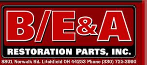 BEA Parts, B-Body, E-Body, A-Body, B/E & A Restoration, Mike